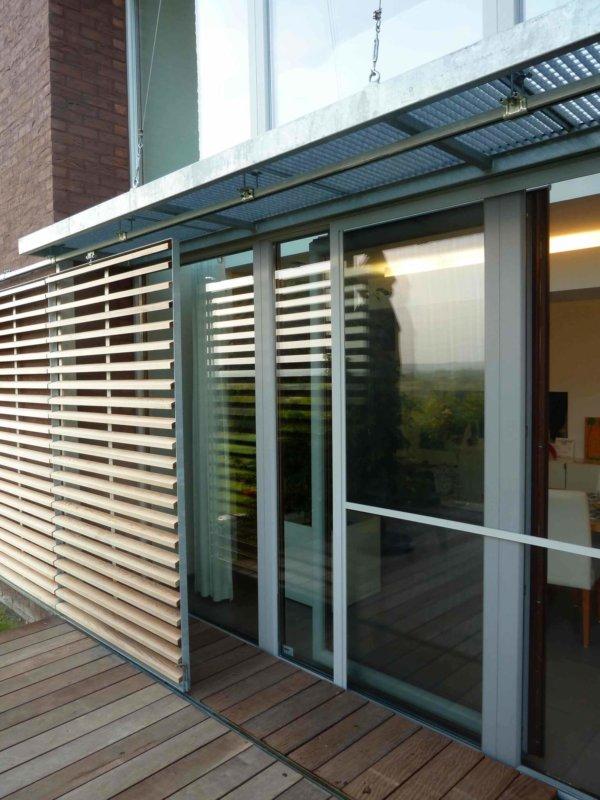 Maison passive ossature en bois hout info bois - Maison passive en bois ...