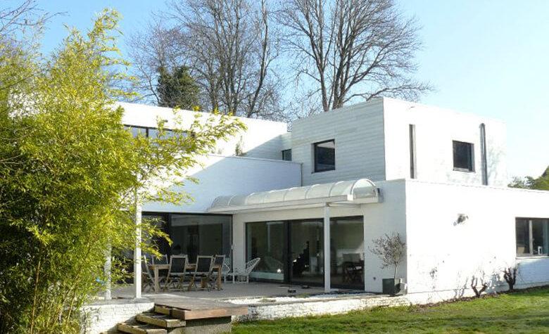 Extension D Une Habitation Des Ann Es 60 Hout Info Bois