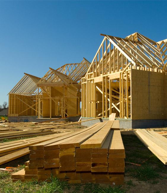 Welk hout voor houtskeletbouw
