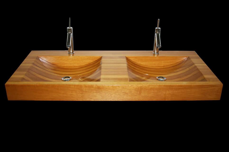 Le bain-être d'une baignoire en bois - Hout Info Bois